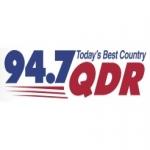 Logo da emissora WQDR 94.7 FM