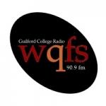 Logo da emissora WQFS 90.9 FM