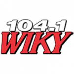 Logo da emissora Radio WIKY 104.1 FM