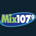 Logo da emissora WVMX 107.9 FM