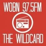 Logo da emissora WOBN 97.5 FM