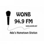 Logo da emissora WONB 94.9 FM
