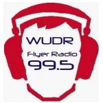 Logo da emissora WUDR 99.5 FM