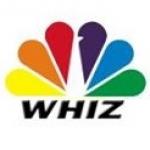 Logo da emissora WHIZ 92.7 FM