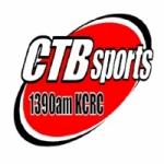Logo da emissora Radio KCRC 1390 AM