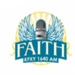 Logo da emissora Radio KFXY 1640 AM