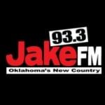 Logo da emissora Radio KJKE 93.3 FM