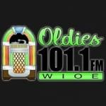 Logo da emissora Radio WIOE 101.1 FM