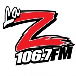Logo da emissora KTUZ 106.7 FM