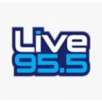 Logo da emissora Radio KBFF 95.5