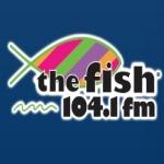 Logo da emissora Radio KFIS 104.1 FM