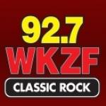 Logo da emissora WKZF 92.7 FM