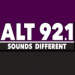 Logo da emissora WFUZ 92.1 FM