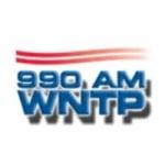 Logo da emissora WNTP 990 AM