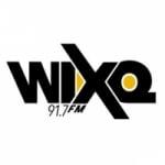 Logo da emissora WIXQ 91.7 FM