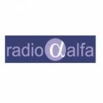Logo da emissora Radio Alfa 103.2 FM