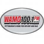 Logo da emissora WAMO 100.1 FM