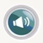 Logo da emissora WFME 94.7 FM