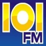 Logo da emissora Rádio 101 FM