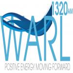 Logo da emissora WARL 1320 AM