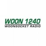Logo da emissora WOON 1240 AM