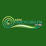 Logo da emissora Rádio Panorama 95.3 FM