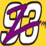 Logo da emissora WZLA 92.9 FM