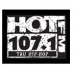 Logo da emissora KXHT 107.1 FM