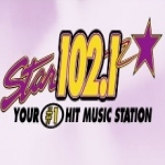 Logo da emissora WWST 102.1 FM