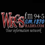 Logo da emissora WRGS 94.5 FM