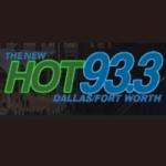 Logo da emissora KLIF 93.3 FM