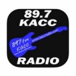 Logo da emissora KACC 89.7 FM