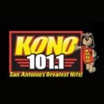 Logo da emissora KONO 101.1 FM