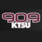 Logo da emissora KTSU 90.9 FM