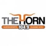 Logo da emissora KTXX 104.9 FM