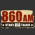 Logo da emissora Radio KKAT 860 AM