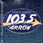 Logo da emissora KRSP 103.5 FM
