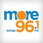 Logo da emissora WJDV 96.1 FM