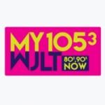 Logo da emissora Radio MY 105.3 WJLT
