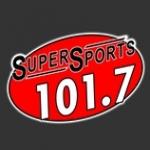 Logo da emissora WWBU 101.7 FM