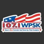 Logo da emissora WPSK 107.1 FM