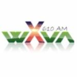 Logo da emissora WXVA 610 AM