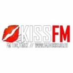 Logo da emissora Rádio Kiss 106.1 FM