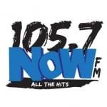 Logo da emissora KZBD 105.7 FM
