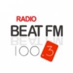 Logo da emissora Radio Beat 100.3 FM