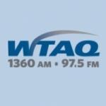 Logo da emissora WTAQ 97.5 FM