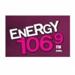 Logo da emissora WZBK 106.9 FM