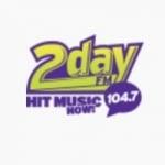 Logo da emissora Radio CFRI 2Day 104.7 FM