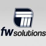Logo da emissora Rádio Web FW Solutions