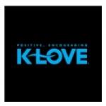 Logo da emissora WKLU 101.9 FM K-Love
